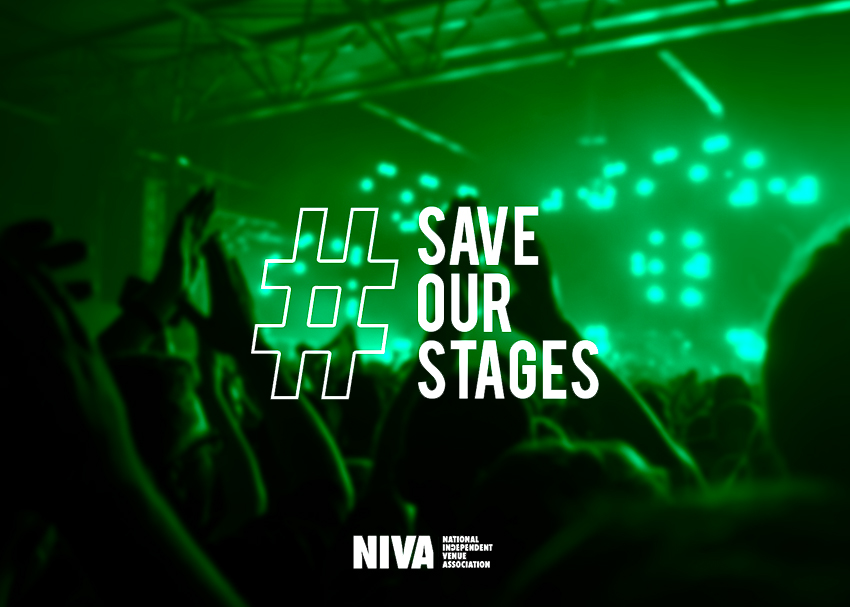 Save Our Stages NIVA