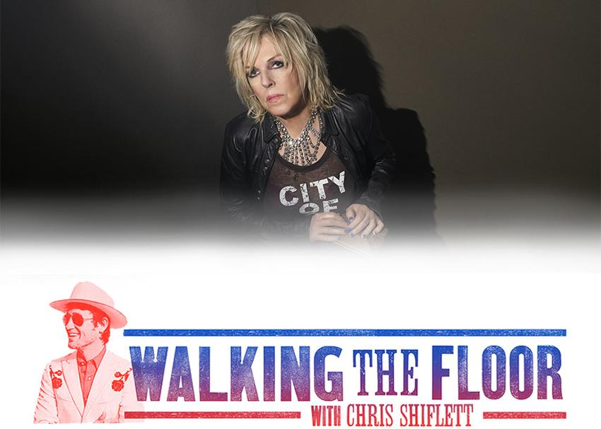 Lucinda Williams Walking The Floor