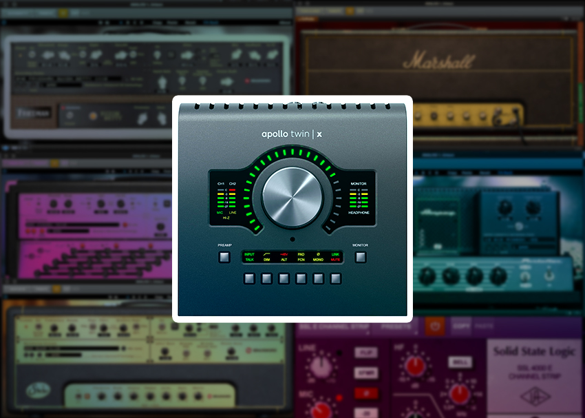 Five Go-To Universal Audio Amps