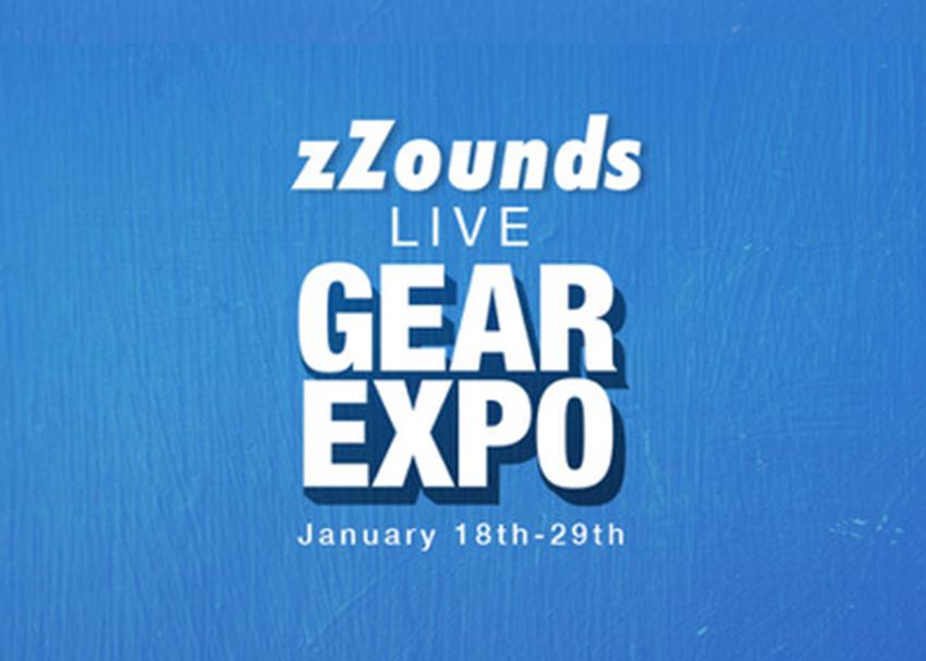 zZounds Live Gear Expo 2021