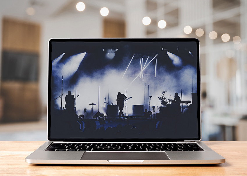 Concerts to Stream from Home