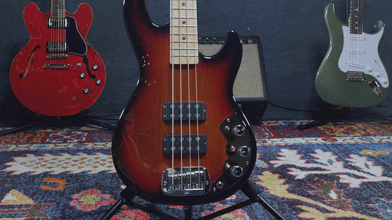 G&L CLF L-2000 Bass (used for Phil Lesh's parts)