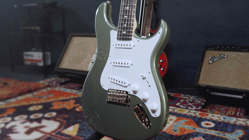 PRS John Mayer Silver Sky (used for Jerry Garcia's parts)