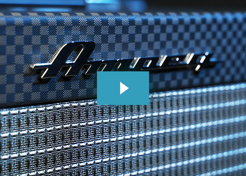 Dino Monoxelos of Ampeg on the New Rocket Bass Series