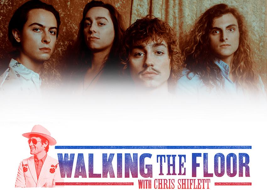 Greta Van Fleet - Walking the Floor