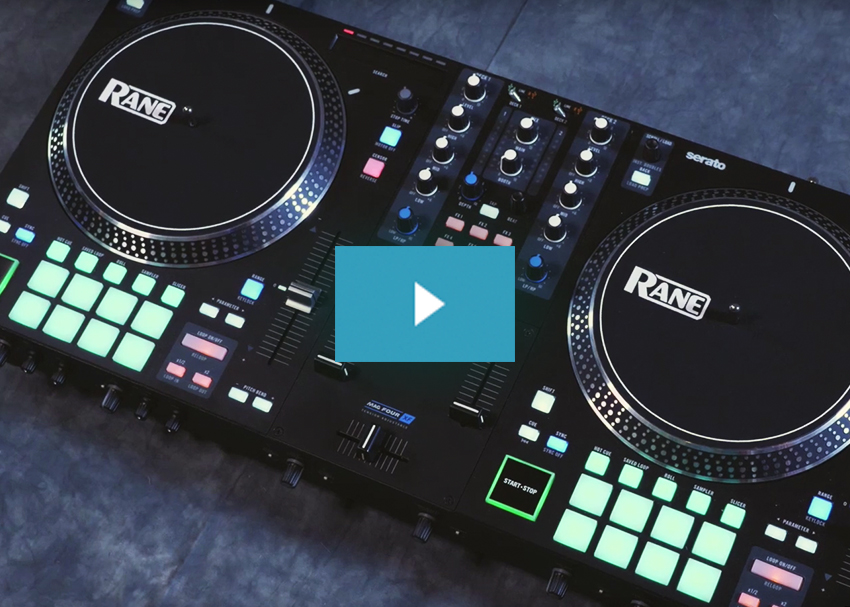 Rane One Demo Video
