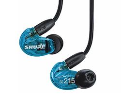 Shure SE215 Wireless Sound Isolating Earphones