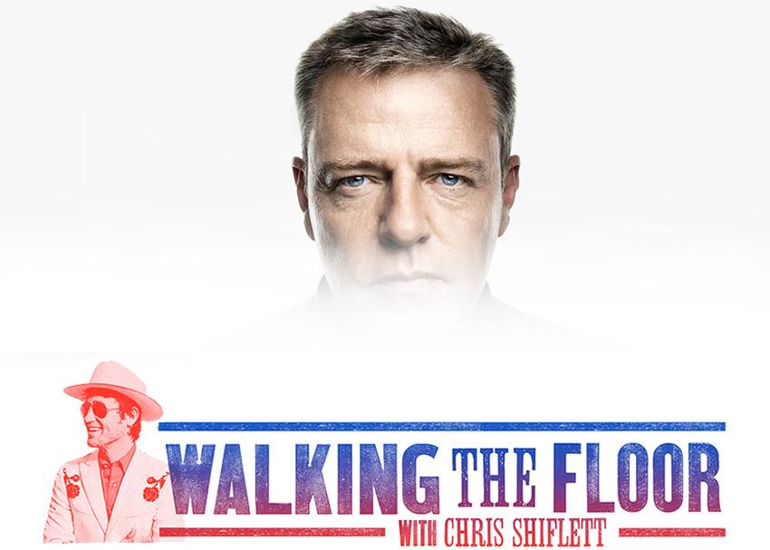Suggs Walking the Floor