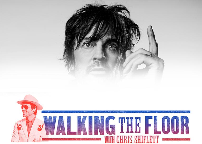 Tommy Lee Walking the Floor
