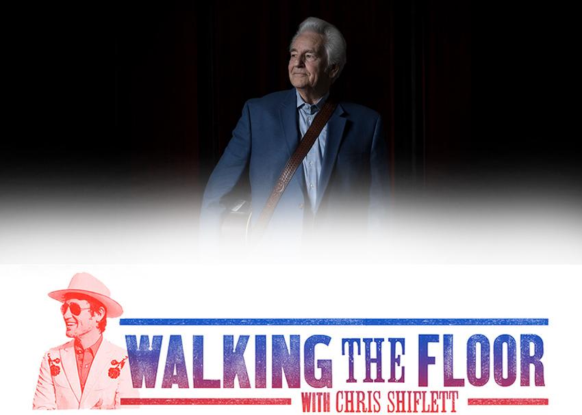 Del McCoury Walking the Floor