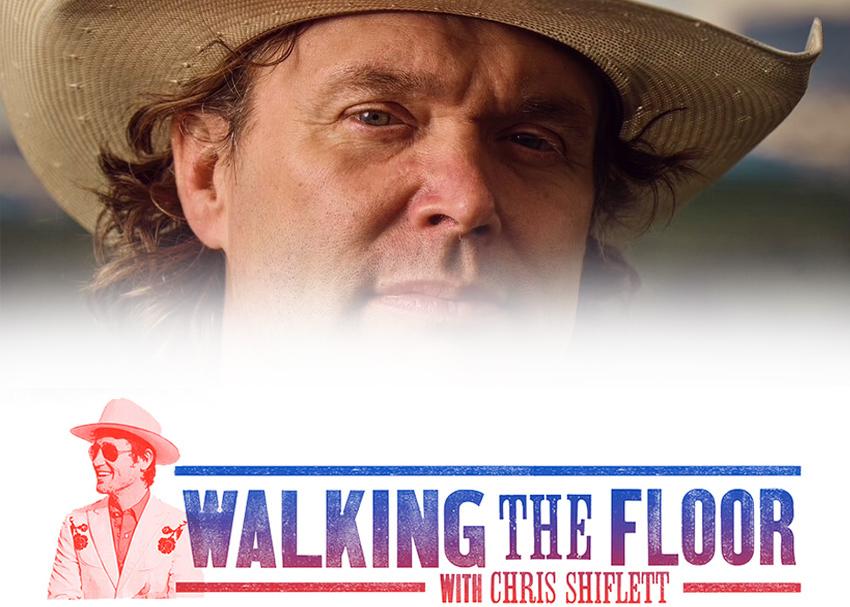Corb Lund Walking the Floor