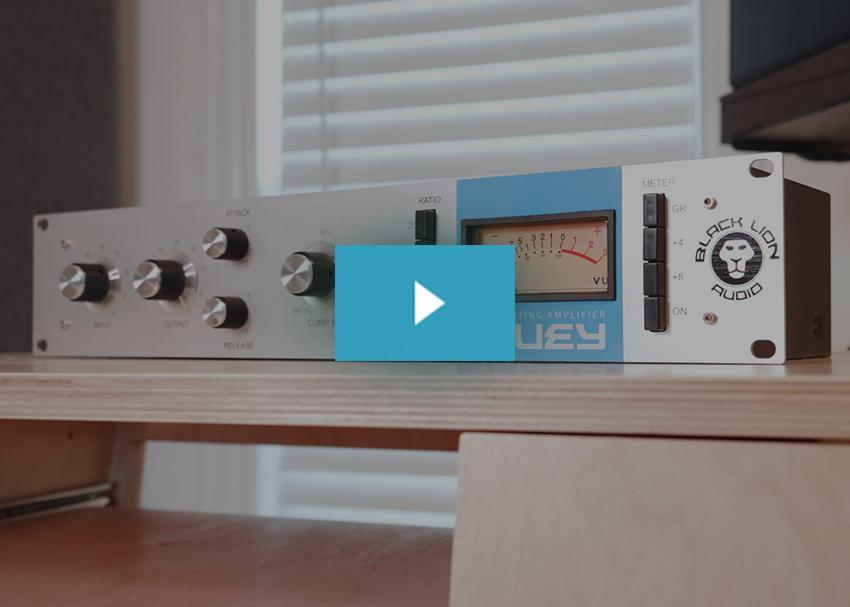 Black Lion Audio Bluey Demo