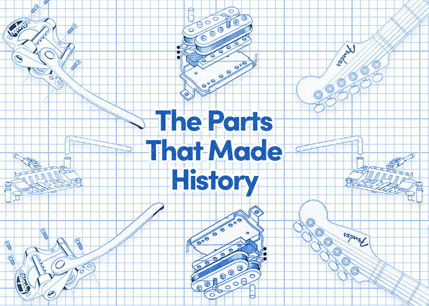 Guitar Parts That Made Music History