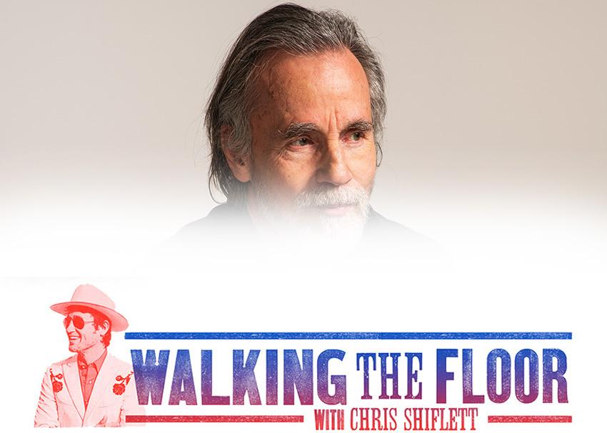 Walking The Floor: Jackson Browne