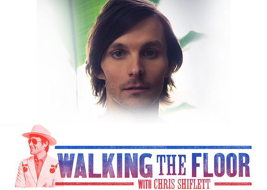 Charlie Worsham Walking the Floor