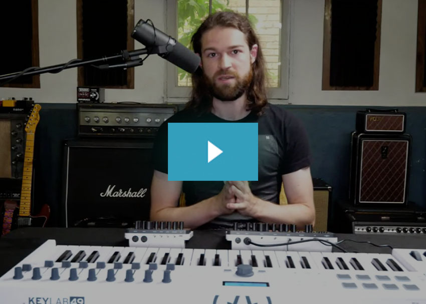 Modal Synths Livestream