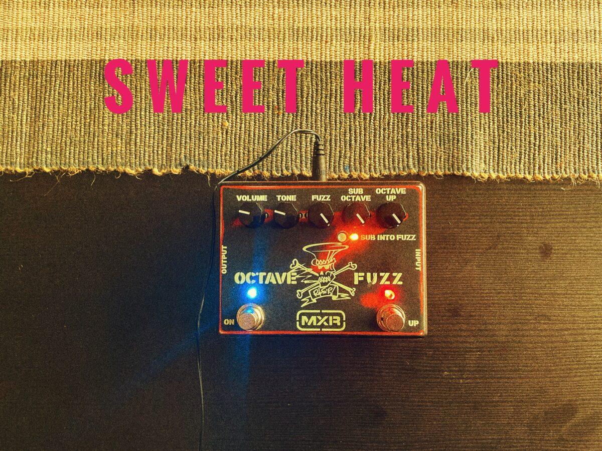 MXR Slash Octave Fuzz - Sweet Heat