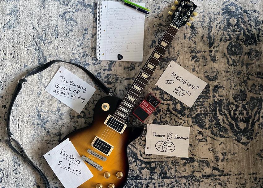 Guitar Melody Writing