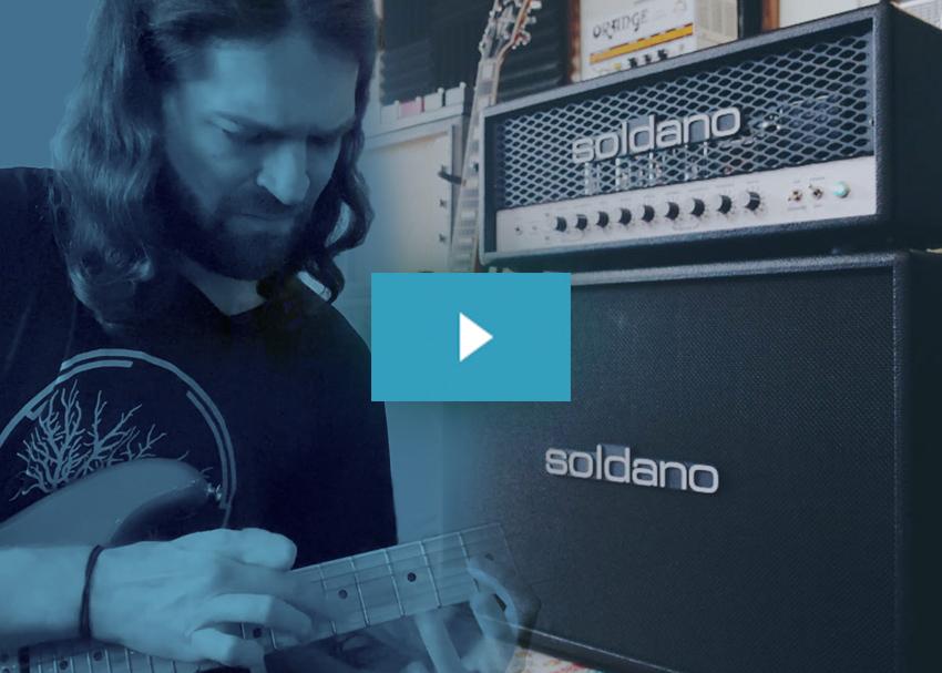 Soldano SLO-100 Live Demo