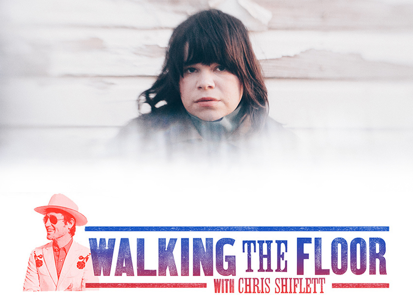 Samantha Crain Walking the Floor